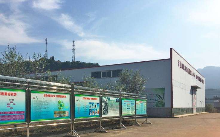 广元紫阳农林工业有限责任公司