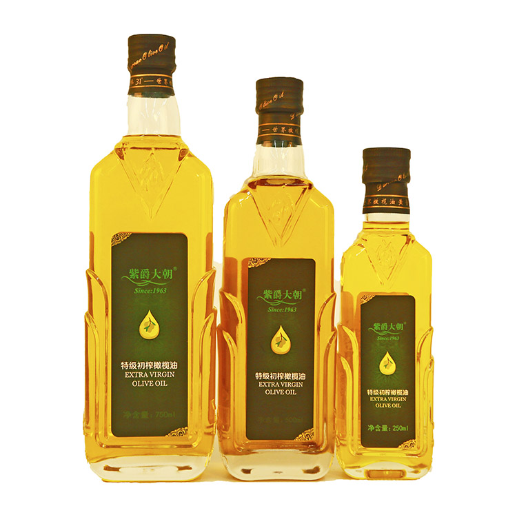 紫爵大朝特级初榨弗奥橄榄油